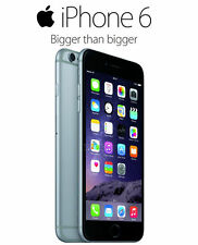 NEW Apple iPhone 6 - 16 GB - Space Gray - Imported - Warranty unlocked~