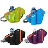Sports Waist Bag Belt Fanny Pack Hiking Running Bum Bag / Water Bottle Holder