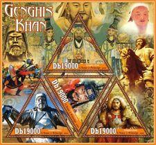 Stamps Genghis Khan