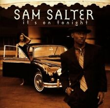 It's on Tonight by Sam Salter CD 1997 NEW! FREE Shipping!