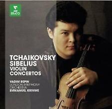 Vadim Repin - Tchaikovsky - Sibelius : Violin Concertos (The Erato Stor (NEW CD)