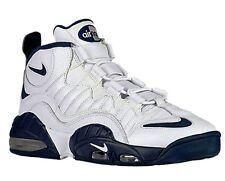 Nike Air Max Sensation Chris Webber White Navy Basketball Shoes Kicks 9 Mens DS