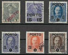 AUSTRIA.. 6  POSTAGE DUE. 1916-17.. VERY FINE USED..