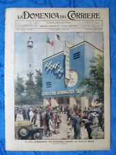 La Domenica del Corriere 1 luglio 1934 Aeronautica - Tien-Tsin - Carnera-Baer