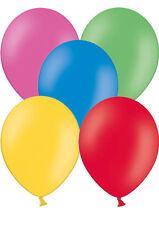 50 Luftballons Metallic /Ø 28 cm Farbe frei w/ählbar Ballons Helium Luftballon Gold