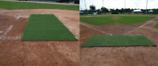 4' x 12' SyntheticTurf Baseball Softball Batting Practice Hitting Cage Mat