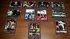 2015 Topps WWE Road To Wrestlemania Raw Sting Wrestling Card #96