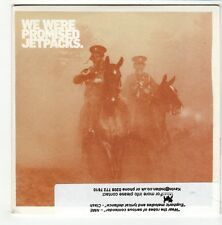 (GO504) We Were Promised Jetpacks, It's Thunder and It's Lightning - 2009 DJ CD
