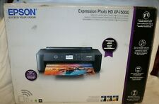 NEW Epson Expression XP-15000 Wide Format Wireless CD/DVD Color Inkjet Printer