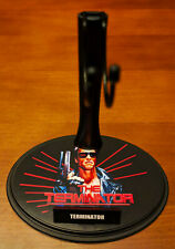 T-800 - THE TERMINATOR - BASE STAND CUSTOM 1/6 - FOR HOT TOYS