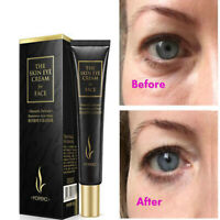 Eye Cream Gel For Dark Circle  Puffiness Wrinkles Bags Effective Cool Anti-Aging