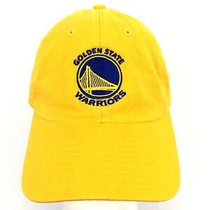 Golden State Warriors Adidas Hat Spell Out Logo NBA Basketball Baseball Dad Cap