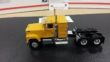 1/64 BUS YELLOW TOP SHELF REPLICAS TSR IH 4300 CONVENTIONAL SEMI CAB TRUCK DCP
