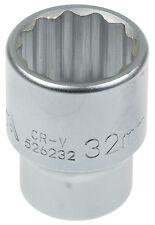 ESTRIADA conexión para llave de vaso 12-Kant 3/4 pulgadas SW 32 mm Steck nuez herramienta