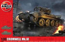 New ListingAirfix British A27M Cromwell Mk.Iv 1:35 Scale Plastic Model Tank Kit A1374