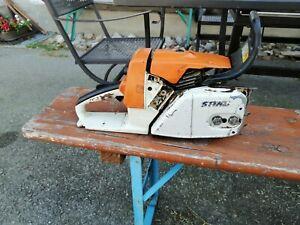 Stihl 026 defekt Ersatzteile Motorsäge