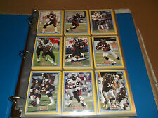 2004 JOGO CFL COMPLETE SET (270) CANADIAN FOOTBALL LEAGUE LIMITED EDITION
