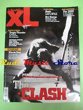 rivista la repubblica XL 38/2008 Clash Oasis Boy George Kaiser Chief Keane No cd