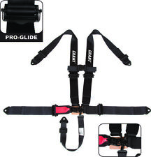 "GRANT 5-POINT SAFETY HARNESS W/O PADS 3"" POLARIS CAN-AM YAMAHA KAWASAKI HONDA"