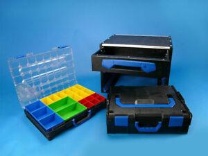 Fahrzeugschrank Sortimo ähnl. WorkMo + T-BOXX G + L-BOXX, A-Ware, BV-SOR00013527