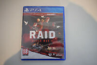 raid world war 2 II ps4 playstation 4 ps neuf