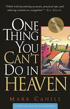One Thing You Can't Do in Heaven