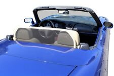 Tan Frangivento FIAT Barchetta Roadster 1995-2005 Windstop Bozza-STOP Beige