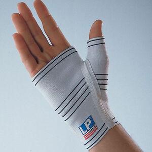 LP 605 Elastic Palm Brace Wrist Support Small/Medium/Large/X Large Left/Right