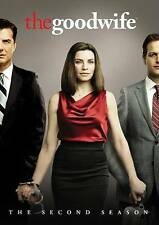 The Good Wife: The Second Season (DVD, 2011, 6-Disc Set) NEW &  SEALED