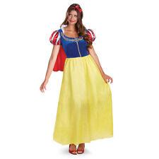 Deluxe Snow White Women Costume Medium ( Size 8-10 )