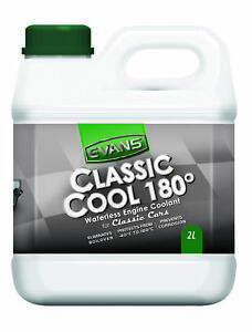 Evans Classic Cool 180 2 Litre Waterless Coolant