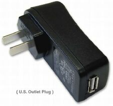 Universal 110 / 220V Ac Us Wall Charger with mini Usb port