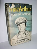 MacArthur Man of Action by Frank Kelley and Cornelius Ryan (1950,HC,DJ)