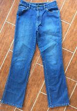 Calvin Klein Jeans Womens Size 6 Flare Med/dark Wash Denim GUC