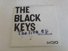 The Black Keys - The Live EP (2007) 4 track promo - MOJO
