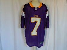 Minnesota Vikings Reebok NFL Jersey-Jackson #7 - Homme medium-Bnwt