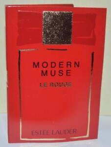 ESTEE LAUDER Modern Muse Le Rouge Eau De Parfum Spray .05 FL OZ LIQ