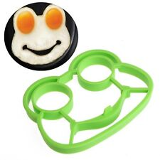New Gadgets Kitchen Tools Cooking Silicone Frog Mold Egg Ring Cooking Eggs