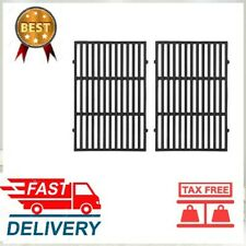 Cast Iron Grill Cooking Grates Replacement for Weber Genesis 300 Series E-310