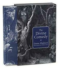 DANTE ALIGHIERI ~ DIVINE COMEDY ~ ILLUS BY GUSTAVE DORE ~ SLIPCASED GIFT ED NEW