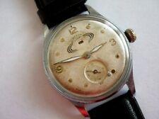 Rare Russian 1960 VOSTOK SATURN 17 Jewels Wrist Watch USSR