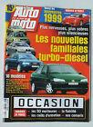 MAGAZINE - ACTION AUTO MOTO N° 53 - JANVIER FEVRIER 1999 *