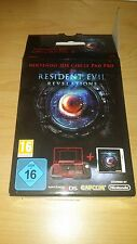 Resident Evil Revelations Nintendo 3ds SPECIAL EDITION SOLO BOX OVP imballaggio