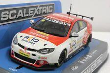 Scalextric C3863 BTCC MG6 Josh Cook, #66 1/32 Slot Car *DPR*
