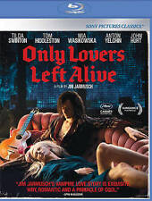 Only Lovers Left Alive (Blu-ray Disc, 2014)