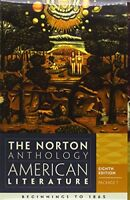 The Norton Anthology of American Literature, Vol. A & B