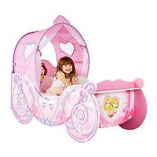 Princesse Disney distribution BAMBIN de fonctionnalité lit avec protectrice côté