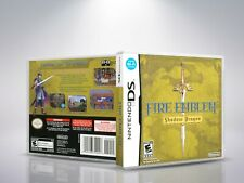 Fire Emblem: Shadow Dragon - DS - Replacement - Cover / Case - (NO Game)