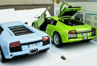 LAMBORGHINI MURCIELAGO 1:24 Scale Diecast Model Toy Car Die Cast Miniature Metal