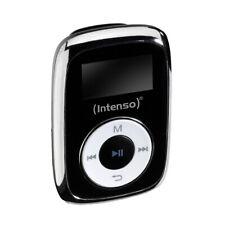Intenso Music Mover 8GB black MP3-Player Musikplayer Micro-SD Karten Slot Musik